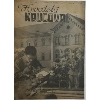 HRVATSKI KRUGOVAL 1942. BROJ 4